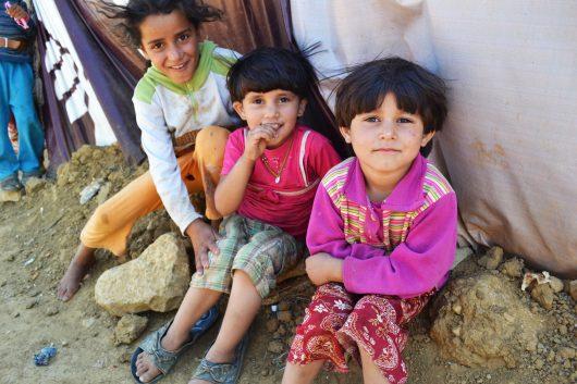 refugee volunteers