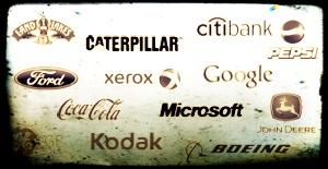 top corporate logos