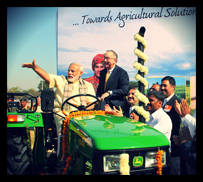 Second Green Revolution in India