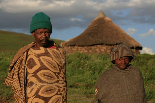 Poverty in Lesotho
