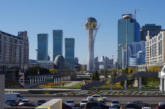 Top Diseases in Kazakhstan