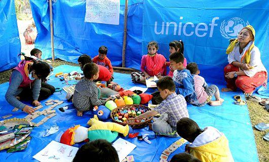 donation dollars rebuilding education in nepal