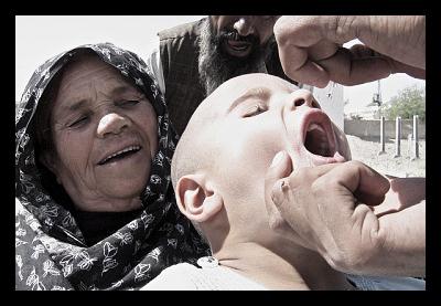 Eradication of Polio in Pakistan Eradication of Polio at Risk
