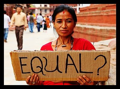 inequalities between gender Gender is just one of many inequalities that generate poverty and exclusion we don't lose points on gender if we admit that class, race and ethnicity also have a role in creating inequality in fact, gender inequalities vary considerably between goals.