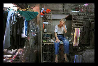 poverty in hong kong
