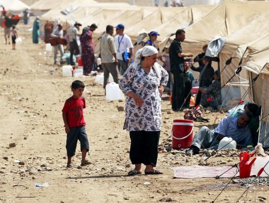 Syria Aid Distribution