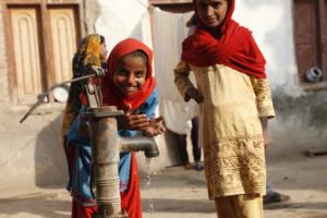 Sanitation in Pakistan