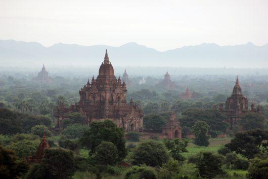 Senator John McCain Takes a Stand Against Ethnic Cleansing in Burma
