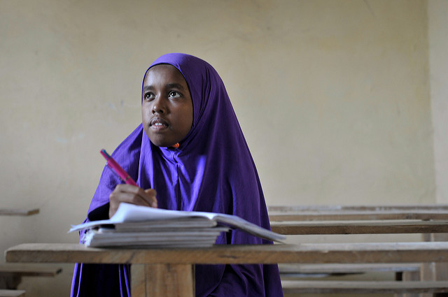 Facts About girls' education in Somalia