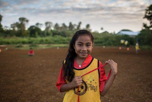 Girls' Education in Tonga