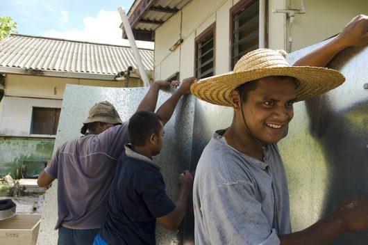 development projects in Nauru