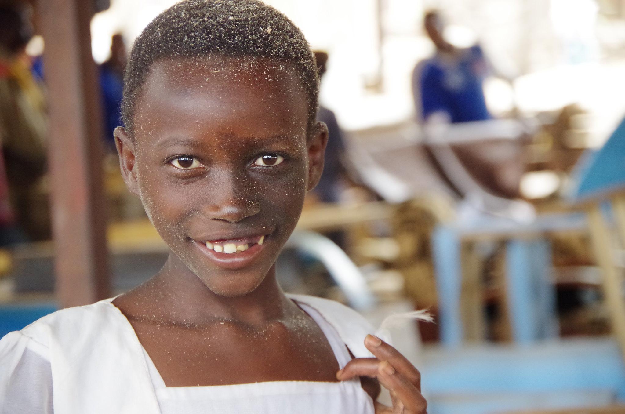 Five Resilient Women in Rwanda