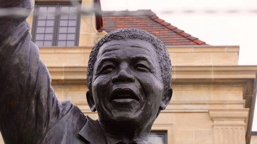 facts about Nelson Mandela's childhood