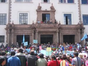 Factors of the Political Crisis in Peru