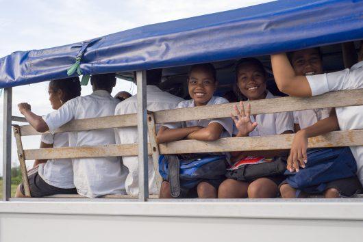 Poverty in Kiribati