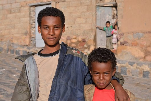 Poverty in Yemen : Why the Country Is So Poor?