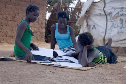girls' education in Botswana