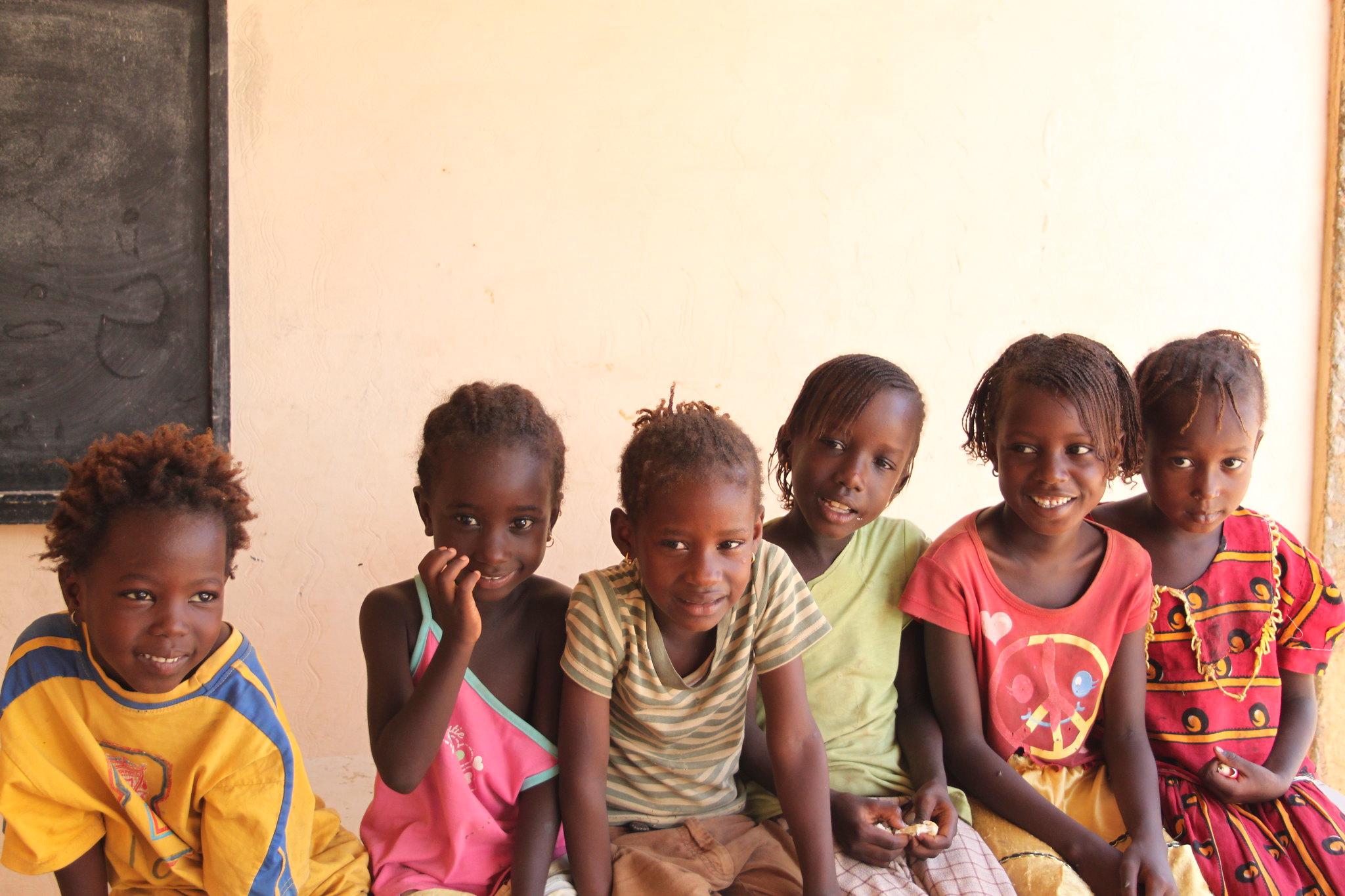 Orphanage home in dakar senegal