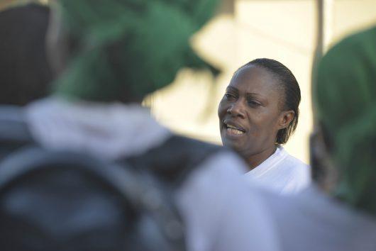 Female Peacekeepers