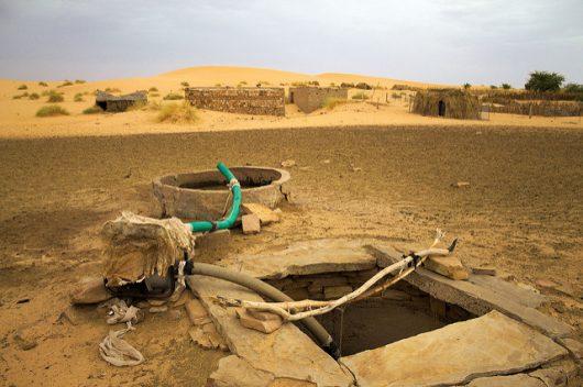 wells in Africa