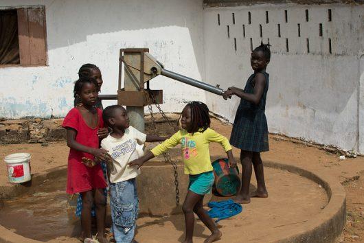 infrastructure in Liberia