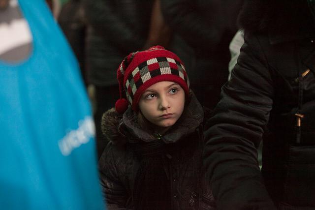 Humanitarian Aid to Ukraine Addresses Hunger