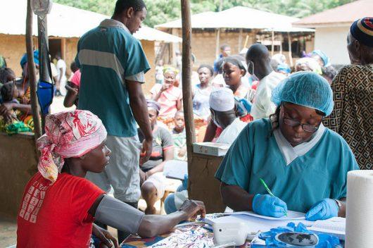 Global Healthcare Funding