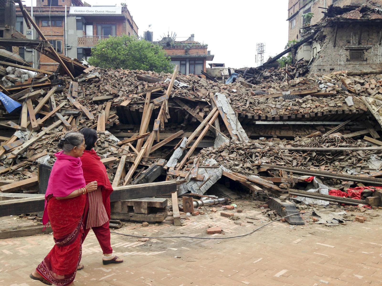 Nepal Recovery
