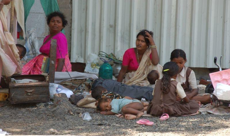 Homelessness India