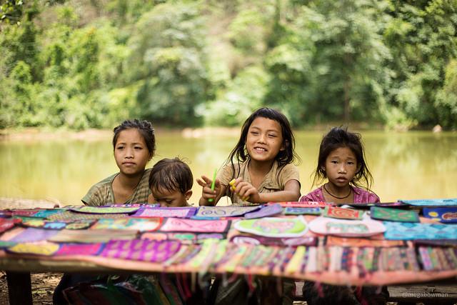infrastructure in Laos