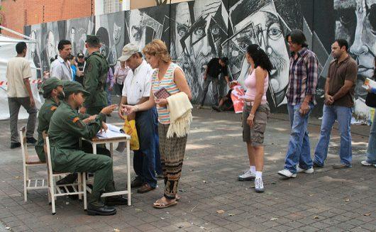 Hunger Crisis in Venezuela