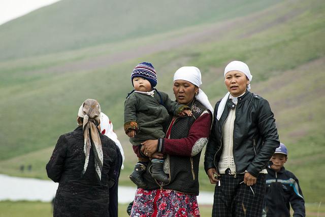 Hunger in Kyrgyzstan