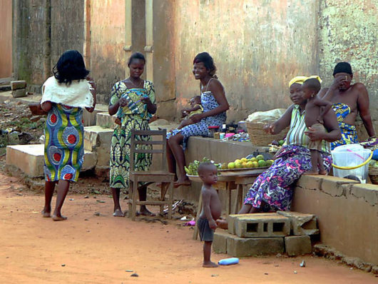 PA Top 10 Facts About Living Conditions in Benin