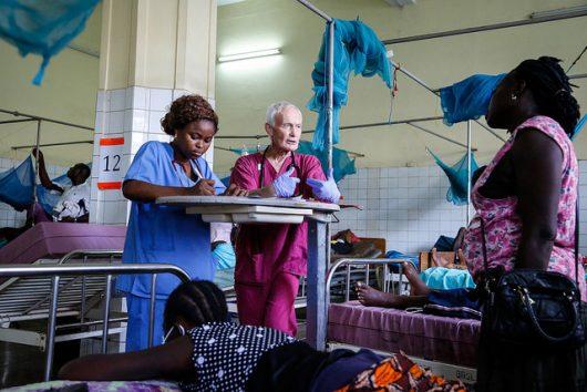 Ebola Recovery Efforts in Sierra Leone