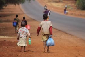 Hunger in Tanzania