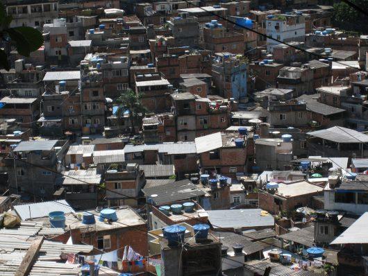 Brazilian Slums rio de janeiro facts