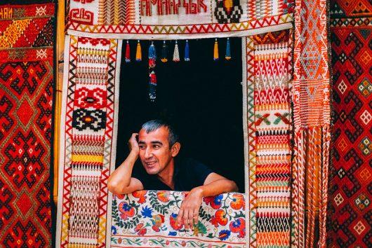 credit access in Uzbekistan