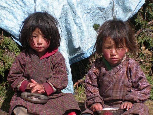 Sanitation Facilities in Bhutan