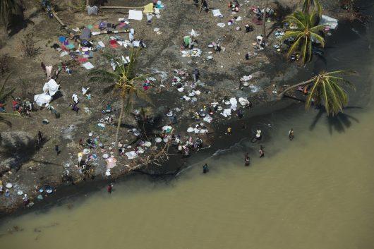 Haitian Cholera Outbreak
