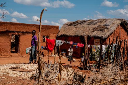 Desertification in sub-Saharan Africa