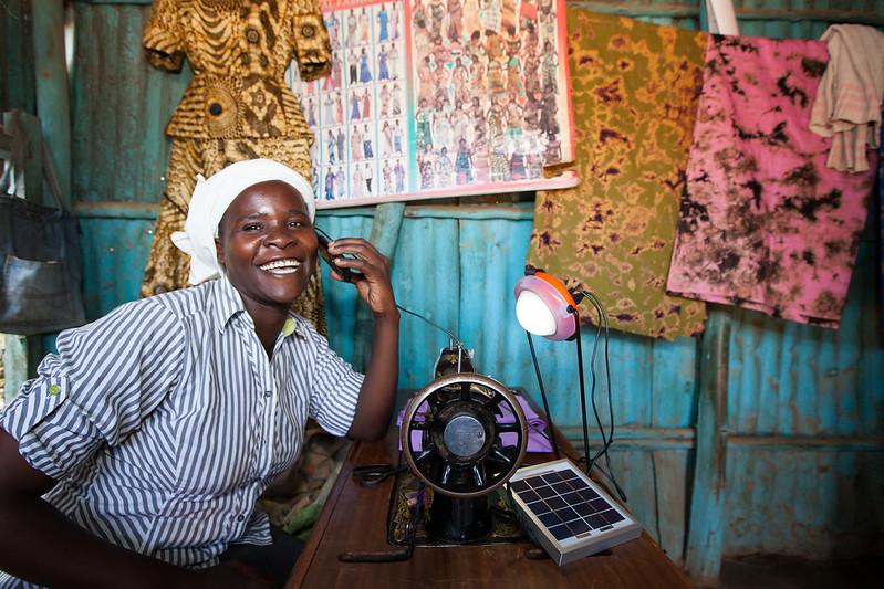 3 Renewable Energy Initiatives that Empower Women