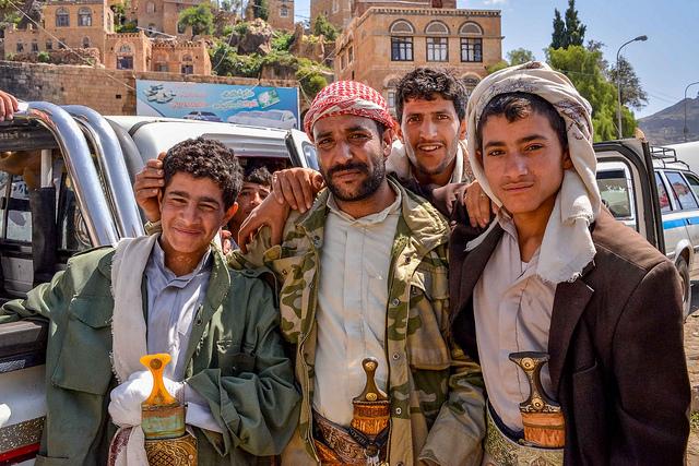 MSF in Yemen: Helping Amid Conflict