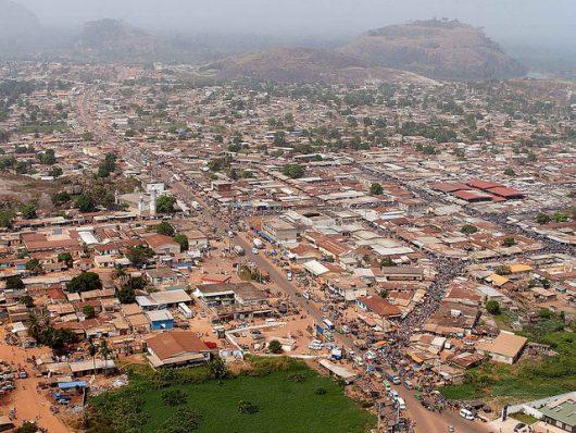 Rebuilding Liberia After Ebola