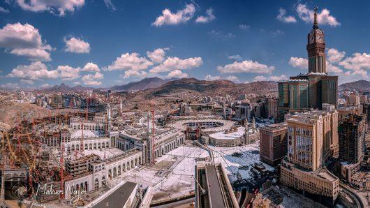 development in Saudi Arabia