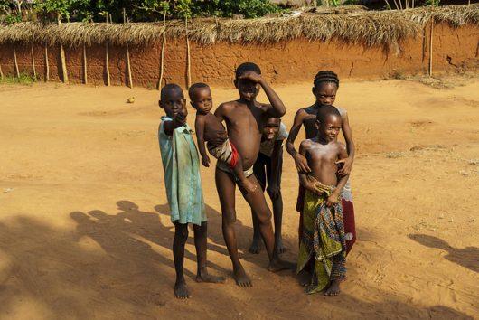 humanitarian aid to Togo