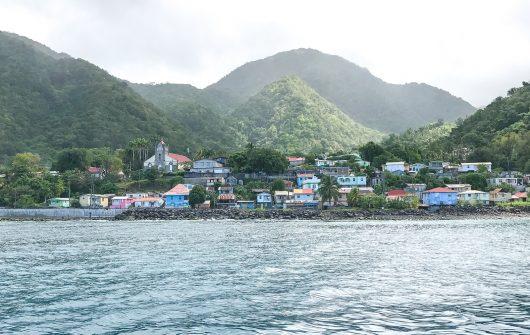 Staving Off Post-Hurricane Hunger in Dominica