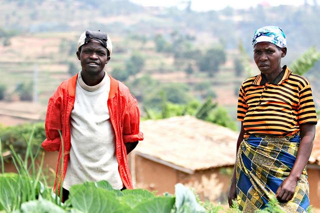 credit access in Rwanda