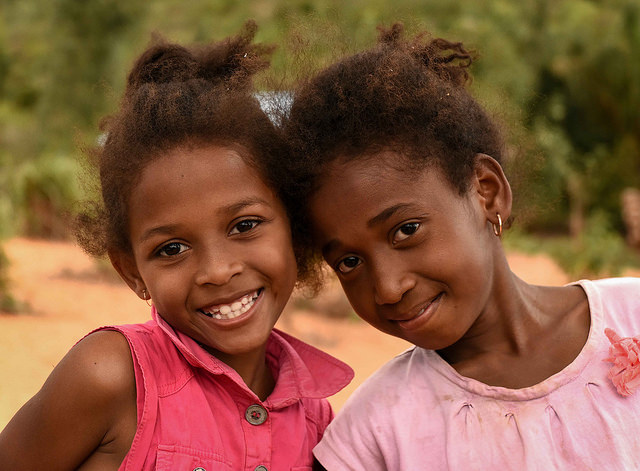 Girls' Education in Madagascar