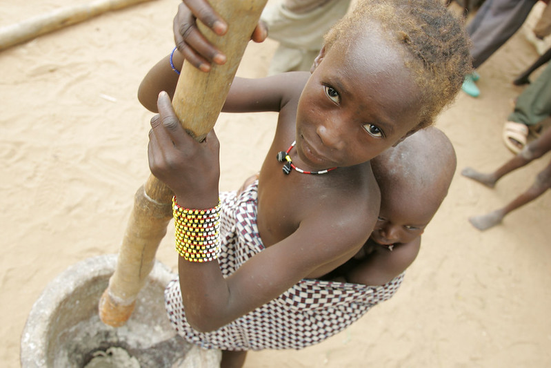 Hunger in Niger