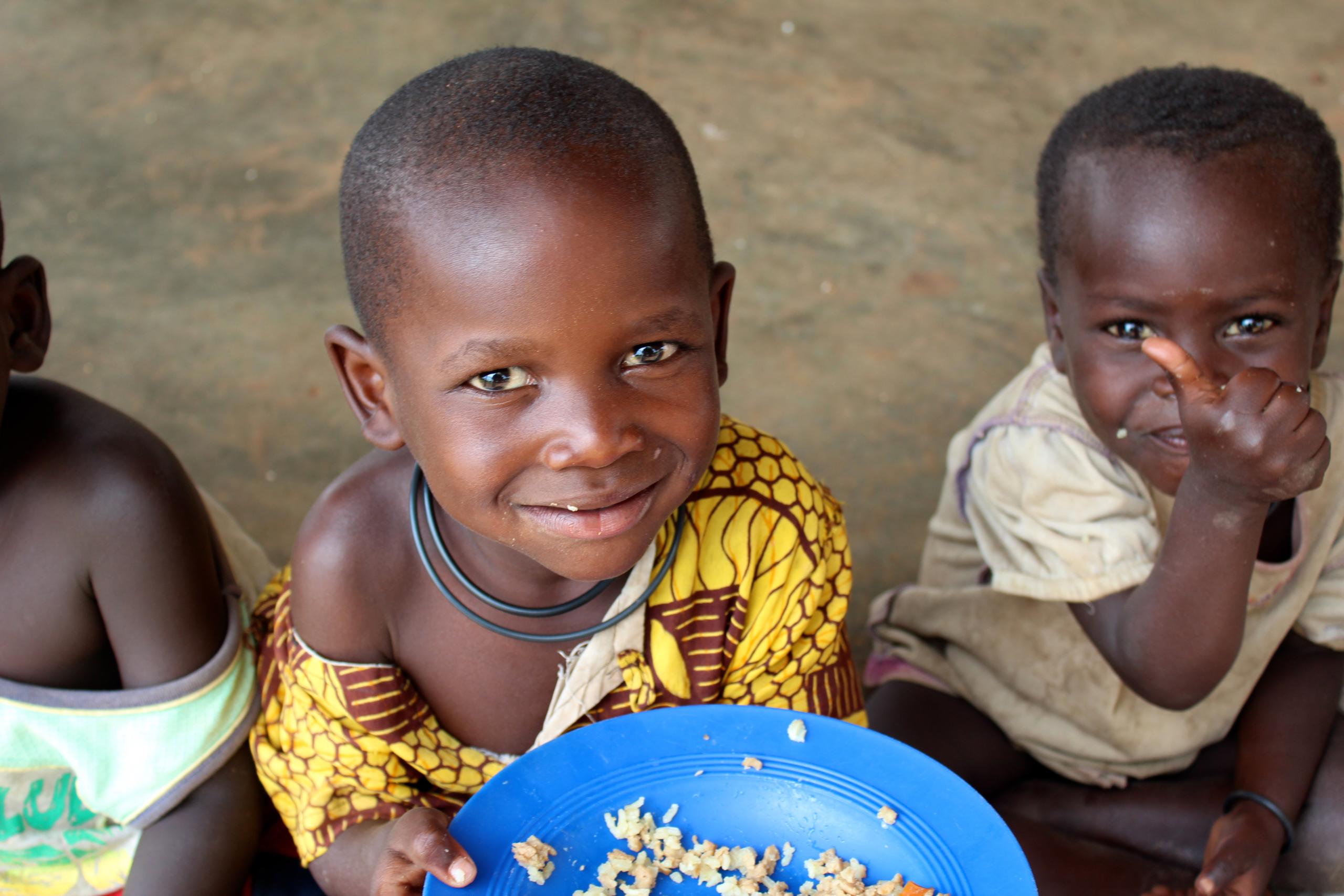 4 Organizations Fighting World Hunger